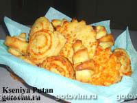 Постное печенье «Фрося». Фото-рецепт