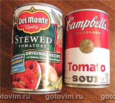 Голубцы в томатном соусе