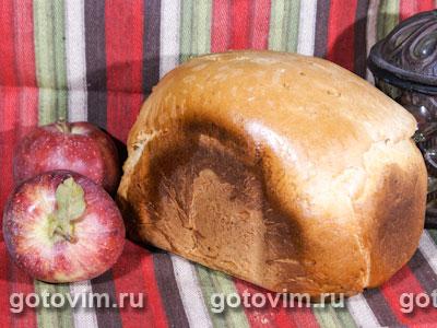 Простой белый хлеб (рецепт для хлебопечки)