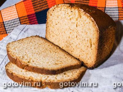 Медовый пряник (рецепт для хлебопечки)