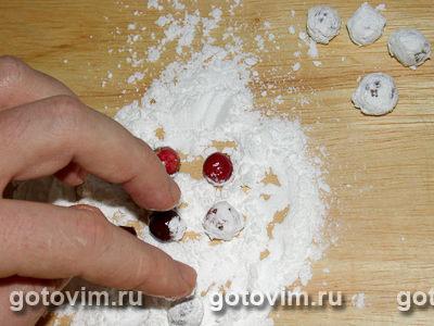 Клюква в сахаре