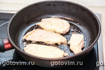 Курица в соусе сен марселлен