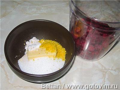 Малиновый пирог Сестричкин