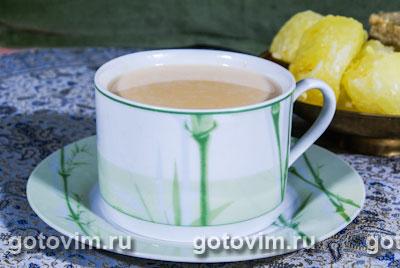 Масала чай. Фото-рецепт