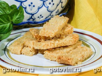 Шортбред (масляное печенье)