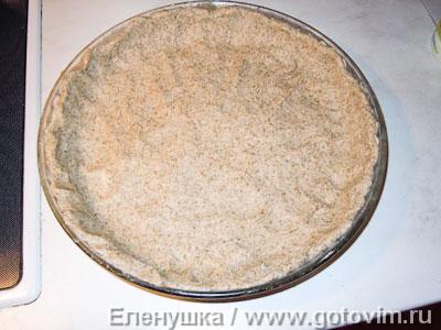 Финский пирог с семгой (форелью)