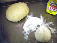 Пироги с мясом и картошкой