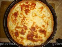 Пирог с фетой