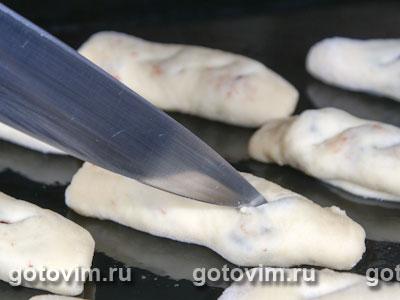 Пирожки с черносливом
