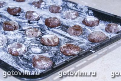 Шоколадное печенье 'Трюфель'