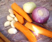 Суп грибной «деревенский»