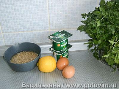 Суп из баранины с йогуртом