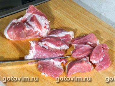 Мясо по валлийски