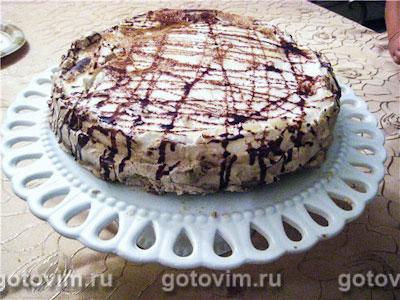 Торт афродита (безе)