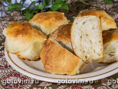 Воскресные булочки