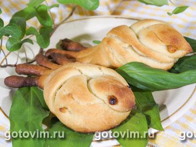 Жаворонки (булочки)